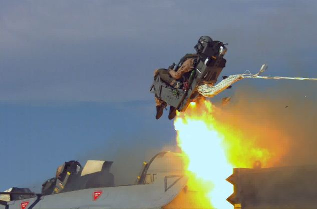 The Importance of Understanding Ejection Seats and their Explosive Components