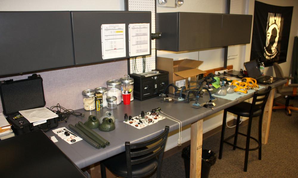 Aircrew Flight Equipment Maintenance